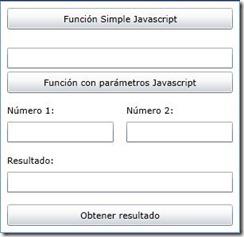 Interfaz Javascript