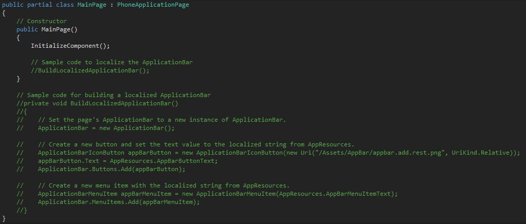 Crear plantillas de proyectos en Visual Studio 2013  
